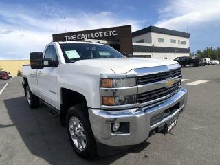Used 2015 Chevrolet Silverado 2500 HD Built After Aug 14 LT for sale in Sudbury, ON