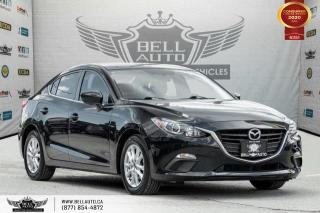 Used 2016 Mazda MAZDA3 GS, NO ACCIDENT, NAVI, REAR CAM, BLUETOOTH for sale in Toronto, ON