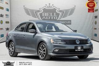 Used 2015 Volkswagen Jetta Sedan Comfortline, DIESEL, REAR CAM, SUNROOF for sale in Toronto, ON
