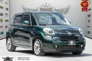 Used 2014 Fiat 500 L Sport, NO ACCIDENT, PANO ROOF, HEATED SEAT, BLUETOOTH for sale in Toronto, ON