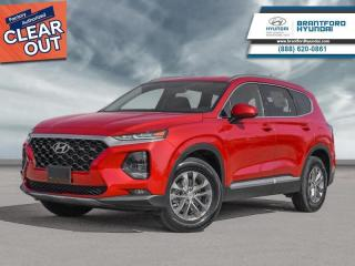 New 2020 Hyundai Santa Fe 2.4L Essential FWD  - Heated Seats - $161 B/W for sale in Brantford, ON
