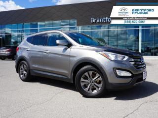 Used 2016 Hyundai Santa Fe Sport 1 OWNER | BLUETOOTH | HTD SEATS  - $108 B/W for sale in Brantford, ON