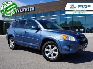 Used 2011 Toyota RAV4 LIMITED  for sale in Brantford, ON
