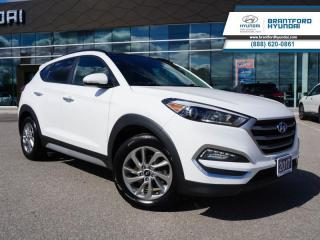 Used 2017 Hyundai Tucson 1 OWNER | SUNROOF | HTD SEATS for sale in Brantford, ON