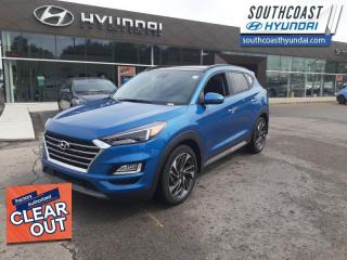 New 2020 Hyundai Tucson Ultimate  - Leather Seats - $227 B/W for sale in Simcoe, ON