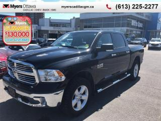 Used 2016 RAM 1500 SLT  SLT, ECO-DEISEL, CREW, AIR SUSPENSION, SLT PLUS PKG for sale in Ottawa, ON