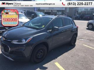 Used 2017 Chevrolet Trax LT  LT, AWD, REAR CAMERA, REMOTE START for sale in Ottawa, ON
