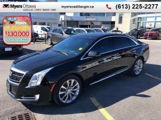 Used 2017 Cadillac XTS Premium Luxury  PREMIUM, AWD, NAV, 360 CAMERA, SUNROOF, HEADS UP DISPLAY for sale in Ottawa, ON