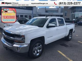 Used 2017 Chevrolet Silverado 1500 LT  CREW CAB, LT, 5.3 V8, TRUE NORTH, 20' WHEELS, TRAILER PACKAGE for sale in Ottawa, ON