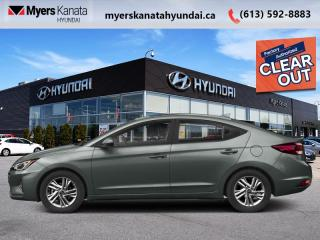 New 2020 Hyundai Elantra Preferred w/Sun & Safety Package IVT  - $146 B/W for sale in Kanata, ON