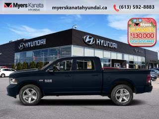 Used 2014 RAM 1500 Outdoorsman  - $165 B/W for sale in Kanata, ON