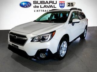 Used 2018 Subaru Outback 2.5i Awd ** Caméra de recul ** for sale in Laval, QC
