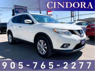Used 2016 Nissan Rogue SV, AWD, Heated Seats, Pano Roof, Backup Cam for sale in Caledonia, ON