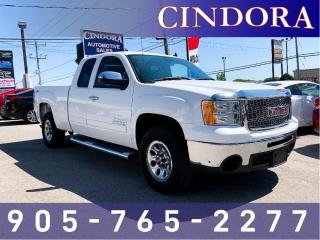 Used 2011 GMC Sierra 1500 SL Nevada Edition, 4x4, Bluetooth, for sale in Caledonia, ON
