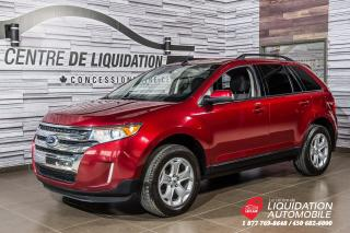Used 2014 Ford Edge SEL+AWD+NAV for sale in Laval, QC