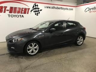 Used 2015 Mazda MAZDA3 4dr HB Sport Man GX for sale in St-Hubert, QC