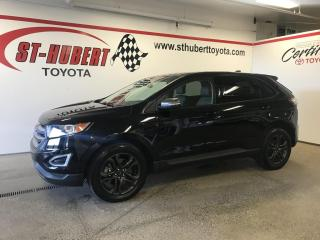 Used 2018 Ford Edge SEL AWD for sale in St-Hubert, QC
