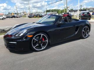 Used 2015 Porsche Boxster S PDK Sport Pack Boxster S Sport Pack for sale in Terrebonne, QC