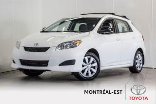 Used 2012 Toyota Matrix for sale in Montréal, QC