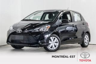 Used 2019 Toyota Yaris Hatchback for sale in Montréal, QC