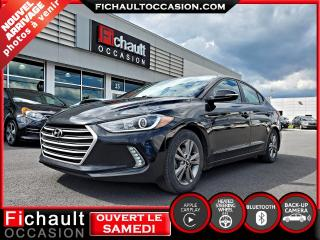 Used 2017 Hyundai Elantra Berline 4 portes, boîte automatique, GL for sale in Châteauguay, QC