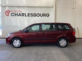 Used 2017 Dodge Grand Caravan Ensemble Valeur plus - SXT - V6 for sale in Québec, QC