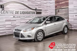 Used 2014 Ford Focus SE GR,ÉLECT+A/C for sale in Laval, QC