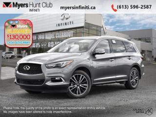 New 2019 Infiniti QX60 for sale in Ottawa, ON