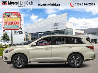 New 2019 Infiniti QX60 for sale in Ottawa, ON