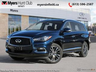 Used 2019 Infiniti QX60 for sale in Ottawa, ON