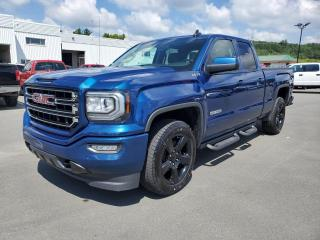 Used 2019 GMC Sierra 1500 ÉLEVATION EXT CAB V8 5,3L 4X4 for sale in Vallée-Jonction, QC