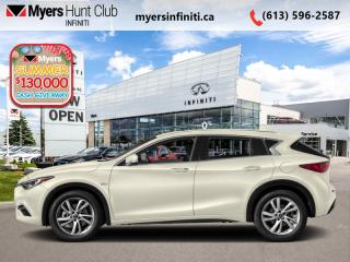 New 2018 Infiniti QX30 for sale in Ottawa, ON