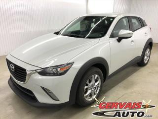 Used 2016 Mazda CX-3 GS Luxe AWD GPS Cuir Toit Ouvrant MAGS for sale in Trois-Rivières, QC