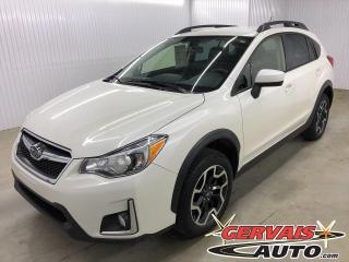 Used 2016 Subaru XV Crosstrek TOURING AWD MAGS CAMÉRA BLUETOOTH for sale in Trois-Rivières, QC