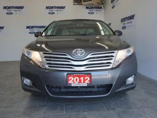 Used 2012 Toyota Venza LEATHER | SUNROOF | V6 | AWD | REAR CAM for sale in Brantford, ON