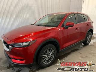 Used 2017 Mazda CX-5 GS AWD GPS Cuir/tissus Caméra Mags *Traction intégrale* for sale in Trois-Rivières, QC