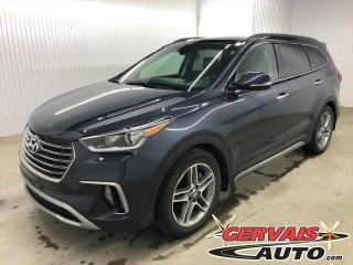 Used 2017 Hyundai Santa Fe XL Limited AWD MAGS CUIR TOIT PANORAMIQUE for sale in Shawinigan, QC