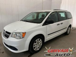 Used 2015 Dodge Grand Caravan Canada Value Package 7 Passagers for sale in Shawinigan, QC