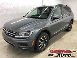 Used 2018 Volkswagen Tiguan Comfortline 4motion 7 Passagers GPS Cuir Toit pano for sale in Shawinigan, QC