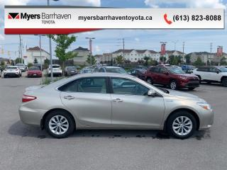 Used 2017 Toyota Camry HYBRID LE  -  Bluetooth - $128 B/W for sale in Ottawa, ON