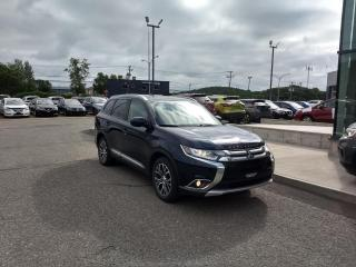 Used 2017 Mitsubishi Outlander ES AWC TOURING TOIT*7 PASSAGERS*CAMÉRA for sale in Lévis, QC