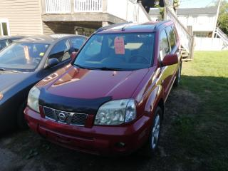 Used 2006 Nissan X-Trail XE for sale in Mallorytown, ON