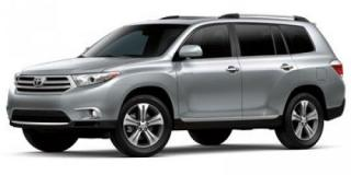 Used 2013 Toyota Highlander LIMITED  for sale in Swift Current, SK
