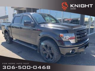 Used 2014 Ford F-150 FX4 for sale in Swift Current, SK