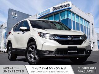 Used 2017 Honda CR-V 1 OWNER|CLEAN CARFAX|EXL|AWD|SUNROOF for sale in Scarborough, ON