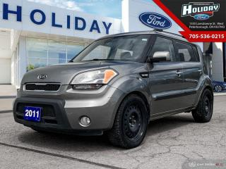 Used 2011 Kia Soul 2U for sale in Peterborough, ON