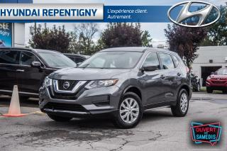 Used 2018 Nissan Rogue AWD S**A/C, GROUPE ÉLECTRIQUE, DÉMARREUR** for sale in Repentigny, QC