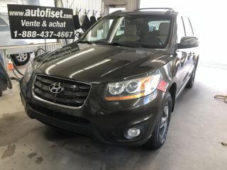 Used 2011 Hyundai Santa Fe AWD 4dr V6 Auto GL  $51.84  par sem. + taxes for sale in St-Raymond, QC