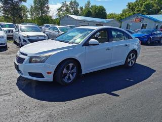 Used 2011 Chevrolet Cruze LTZ Turbo w/1SA for sale in Madoc, ON