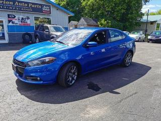 Used 2014 Dodge Dart SXT for sale in Madoc, ON